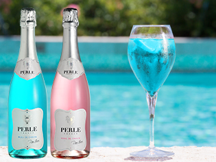 Perle de Chavin cocktail Piscine